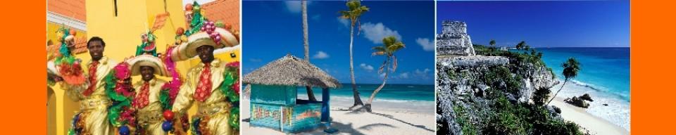CARAIBI: Capodanno a  CUBA, ROATAN, ANTIGUA, BARBADOS