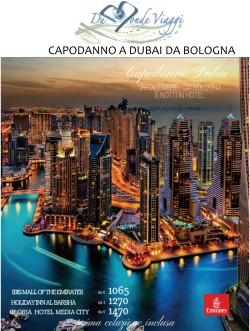 Capodanno a Dubai  da Bologna - 5 notti